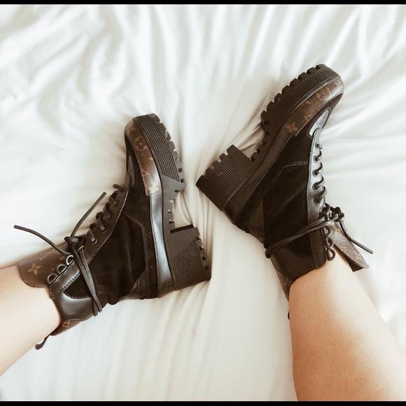 Louis Vuitton Desert Boot Miami Edition